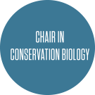 chair in conservation biology