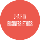 chair in business ethics