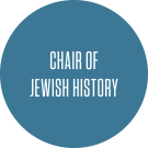 chair of jewish history