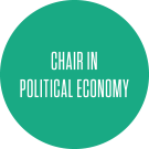 chair in political economy